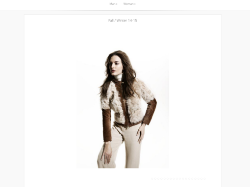 CloudX – Fashion website